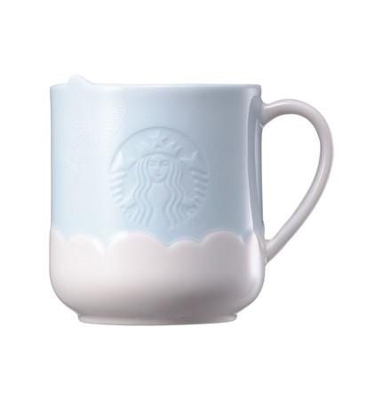 Starbucks City Mug Butterfly cloud mug 355ml