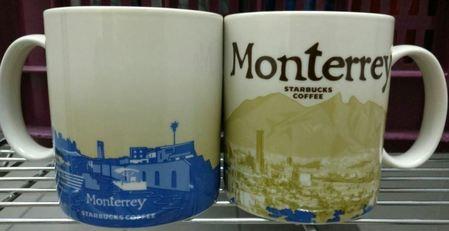 Starbucks City Mug Monterrey v2 - Cerro de la Silla Mountain, 2017