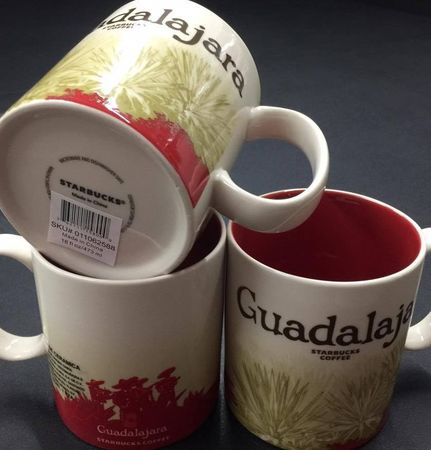Starbucks City Mug Guadalajara V2 - Agaves