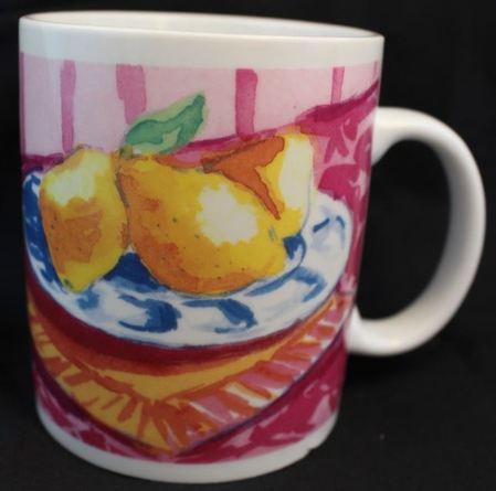 Starbucks City Mug 1995, exclusively design by Jackal