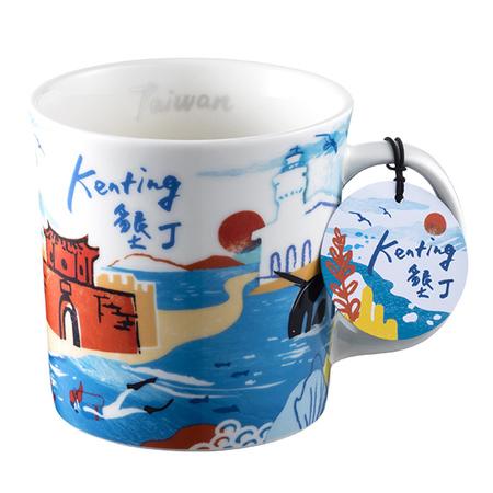 Starbucks City Mug Taiwan Scenic mug - Kenting