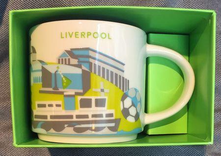 Starbucks City Mug Liverpool