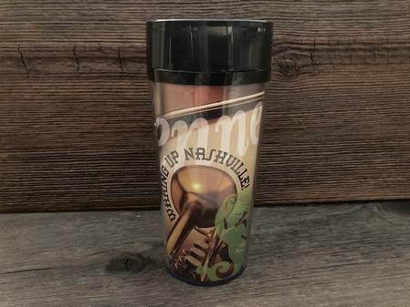 Starbucks City Mug 1999 Waking Up Nashville Tumbler