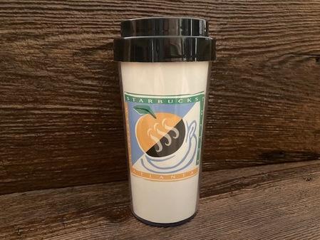 Starbucks City Mug 1994 Waking Up Atlanta Tumbler