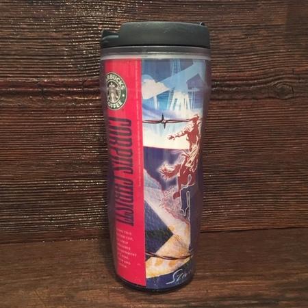 Starbucks City Mug Waking up Texas, 2003