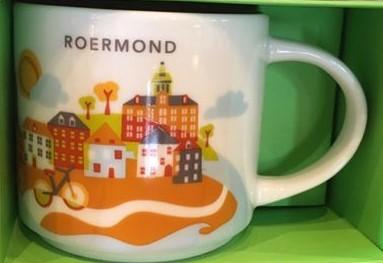 Starbucks City Mug Roermond YAH
