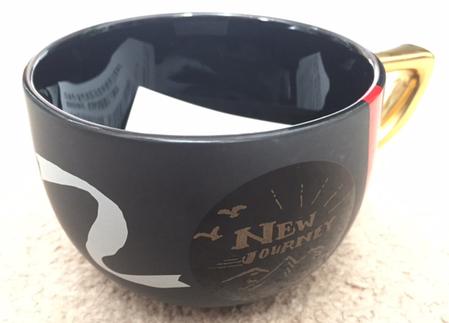Starbucks City Mug 20 New Journey Black mug