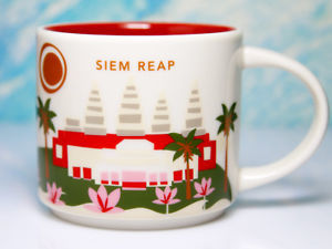 Starbucks City Mug Siem Reap YAH