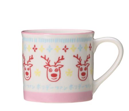 Starbucks City Mug 2017 Reindeer Mug