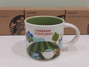 Starbucks City Mug Cameron Highlands YAH