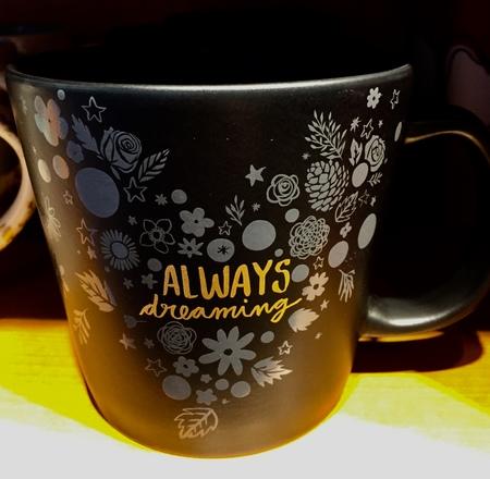 Starbucks City Mug 2017 Holiday Always Dreaming