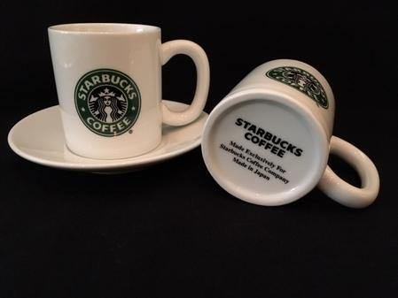Starbucks City Mug Japan Demitasse Set