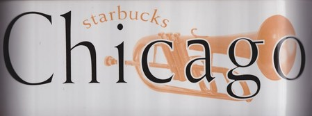 Starbucks City Mug Chicago Jazz