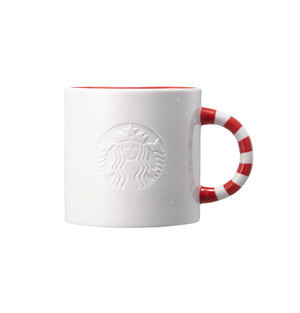 Starbucks City Mug 2017 Hidden Rudolph Mug