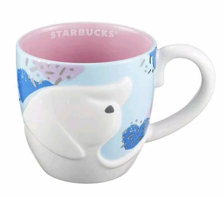 Starbucks City Mug 2018 CNY Year of the Dog Taiwan Exclusive Mug