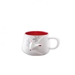 Starbucks City Mug 2017 White Fox 8oz mug