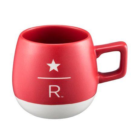 Starbucks City Mug 2017 Red Reserve 8 oz Mug