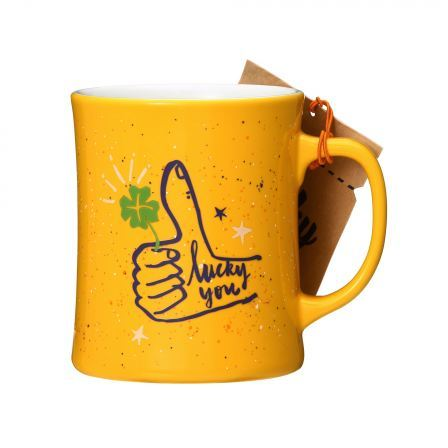 Starbucks City Mug 2018  Start with Lucky