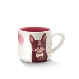 Starbucks City Mug 2018 Gentleman Dog Mug 12oz