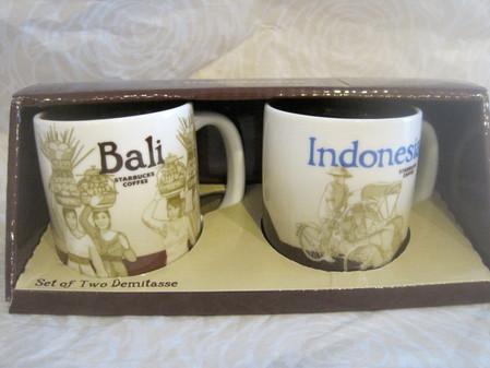 Starbucks City Mug Bali - Global Icon Demitasse
