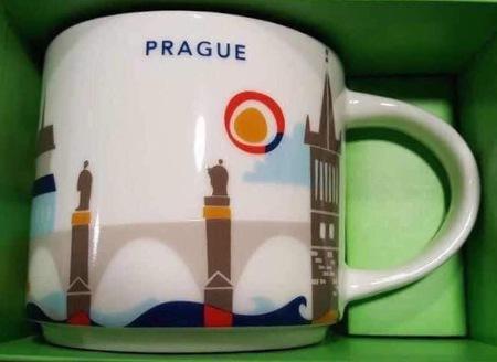 Starbucks City Mug Prague V.2 YAH