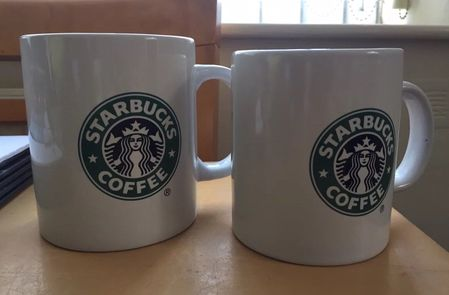 Starbucks City Mug Starbucks Logo 20oz Rastal
