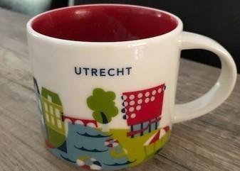 Starbucks City Mug Utrecht YAH