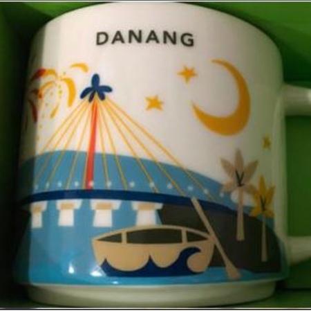 Starbucks City Mug Danang YAH