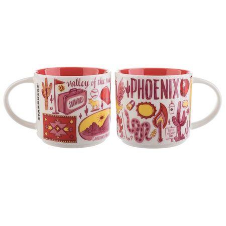 Starbucks City Mug Been There Phoenix