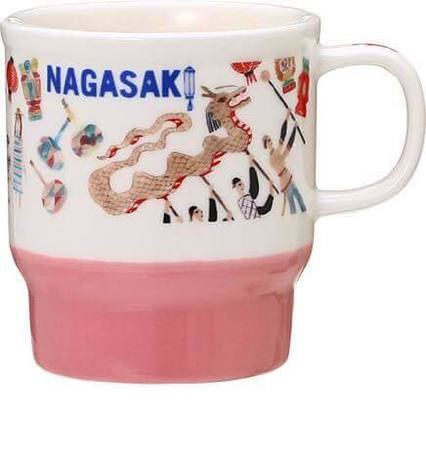 Starbucks City Mug Nagasaki