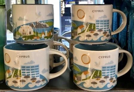 Starbucks City Mug Cyprus YAH