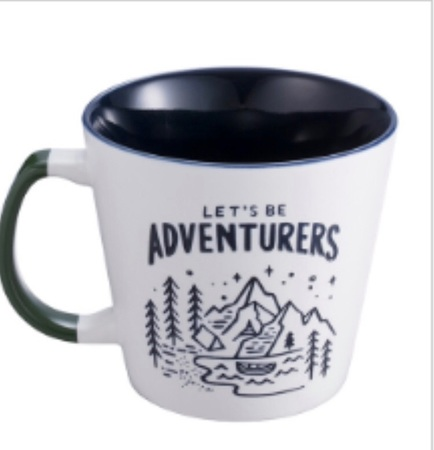 Starbucks City Mug 2018 White Adventure Mug