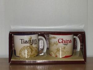 Starbucks City Mug Tianjin - Global Icon Demitasse
