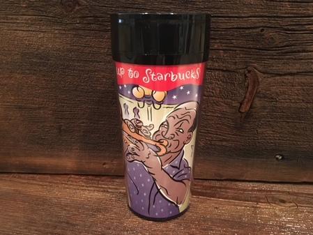 Starbucks City Mug Kansas City Is Waking Up To Starbucks, 1998