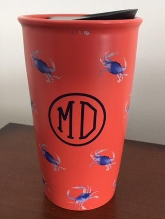 Starbucks City Mug 2017 Maryland Double Wall Traveler