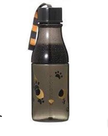 Starbucks City Mug 2018 Black Cat Halloween Bottle