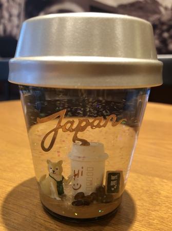 Starbucks City Mug 2018 Japan Holiday To Go cup Snowdome