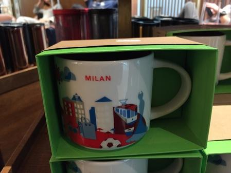 Starbucks City Mug Milan YAH