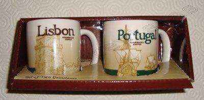 Starbucks City Mug Lisbon - Mini Mug \'08