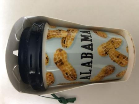 Starbucks City Mug 2017 Alabama tumbler ornament