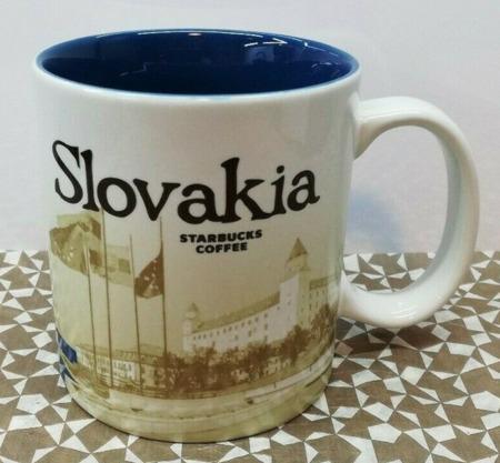 Starbucks City Mug Slovakia v.2, 2019