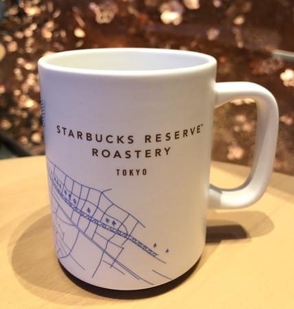 Starbucks City Mug Starbucks Reserve Roastery Tokyo Launch Mug 2