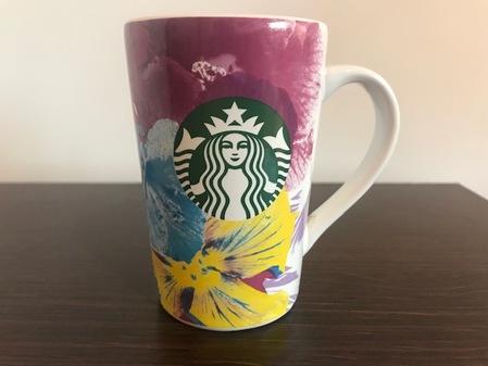 Starbucks City Mug Spring time mug 12 fl oz