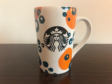 Starbucks City Mug Bubbles mug 12 fl oz