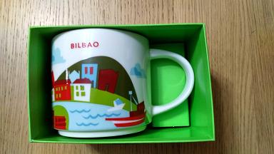 Starbucks City Mug Bilbao YAH