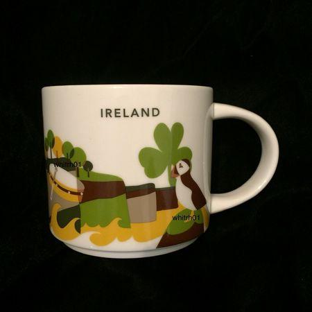 Starbucks City Mug Ireland YAH