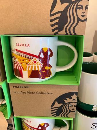 Starbucks City Mug Sevilla YAH