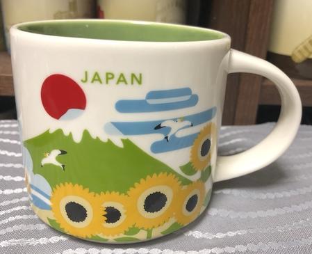 Starbucks City Mug 2019 Japan Summer YAH