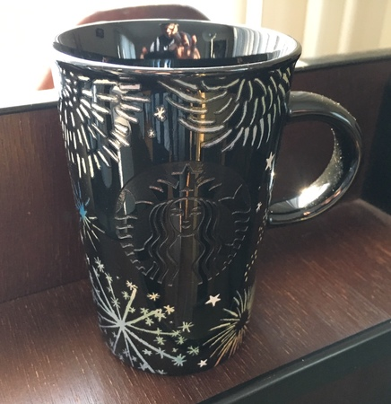 Starbucks City Mug 2019 Hanabi 296 ml. Limited Edition Fireworks Mug