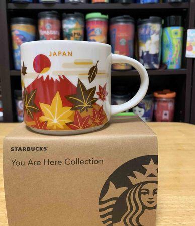 Starbucks City Mug 2019 Japan Aautumn YAH